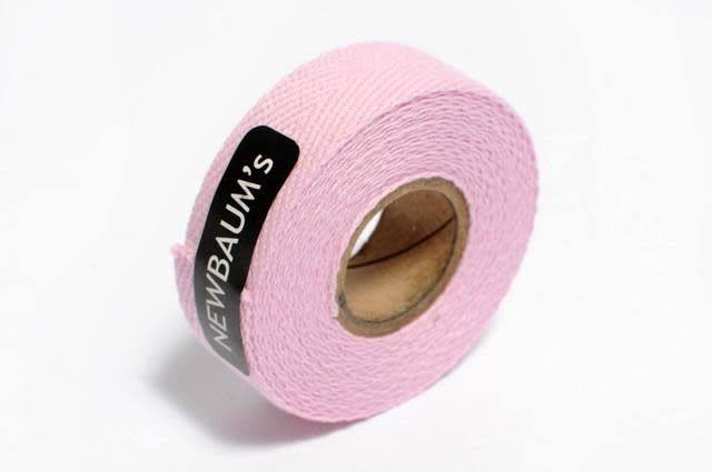 Cotton Cloth Tape Lt Pink
