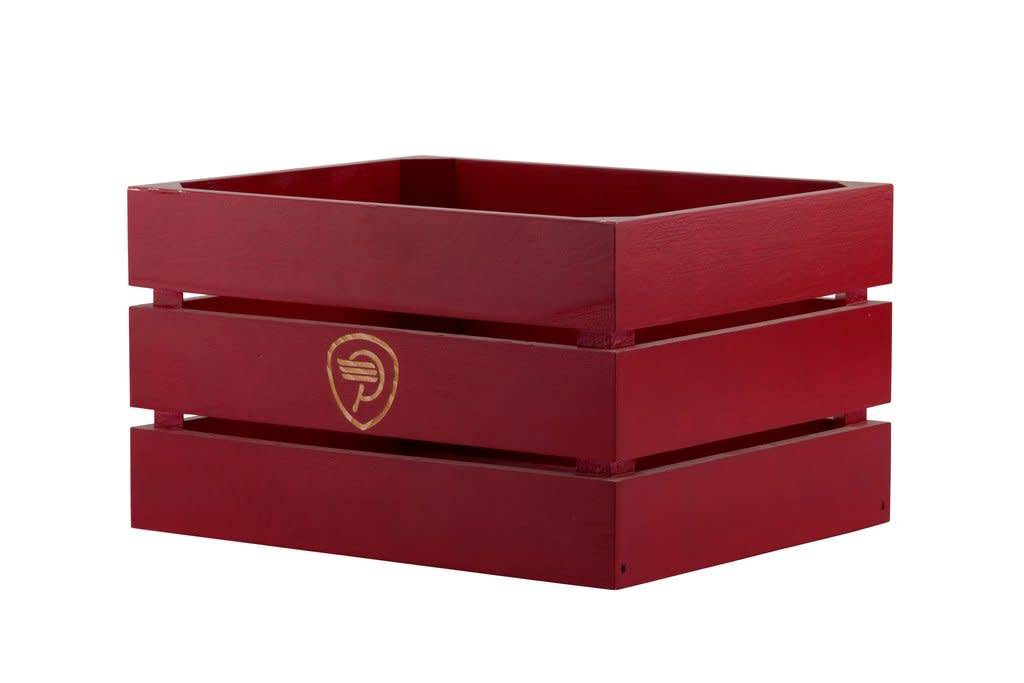 Pure Cycles Pure City Wood Box - Red