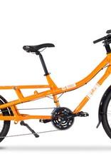 Yuba Bicycles Sweet Curry Orange