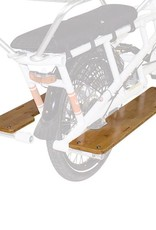 Yuba Bicycles Bamboo Side Boards (Sweet/Spicy Curry)