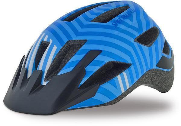 Specialized Helmet Shuffle Child Neon Blue Razzle