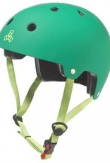 Triple 8 Helmet Brainsaver Kelly Green L/XL
