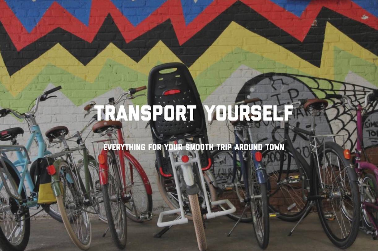 Transport Yourself