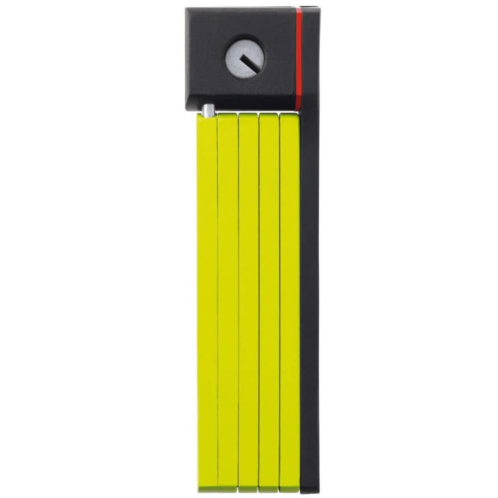 ABUS Folding Lock Bordo uGrip 5700/80 lime