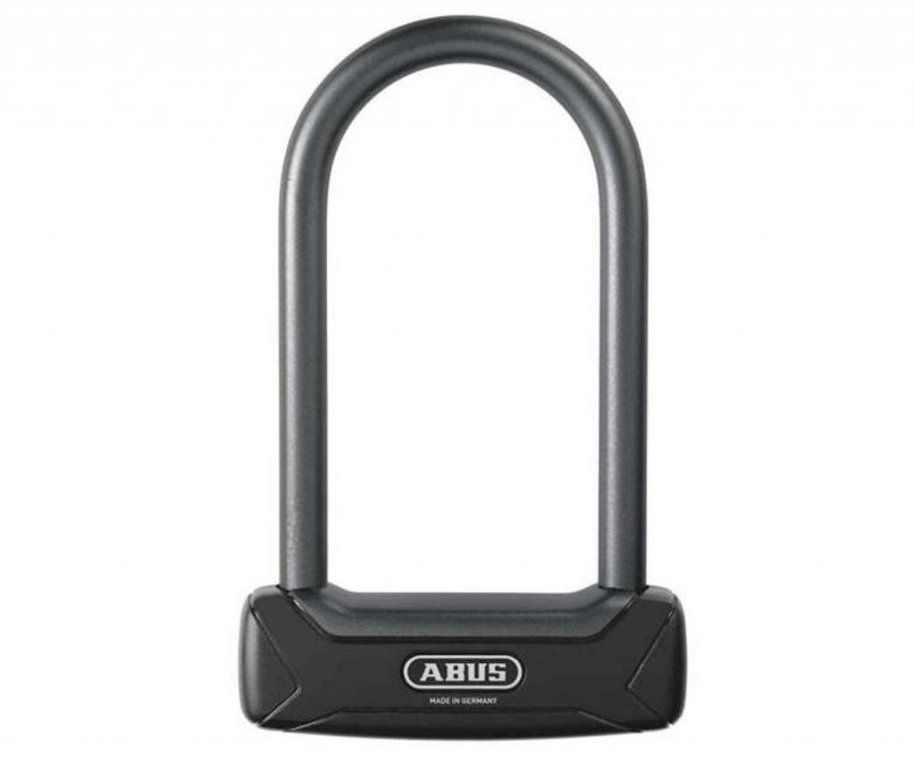 "ABUS U-Lock Granit 640 Mini 6"" Black"