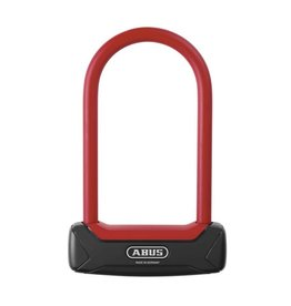 "ABUS U-Lock Granit 640 Mini 6"" Red"
