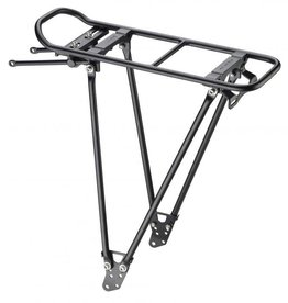 Foldit Rear Rack: Black