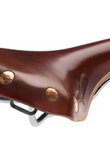 Brooks Swift  Saddle - Antique Brown