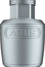 ABUS Wheel Lock Nutfix Solid Axle M10 Silver each