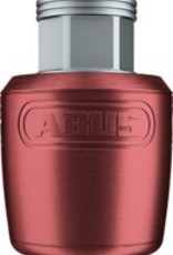 ABUS Wheel Lock Nutfix Solid Axle M9 Red each