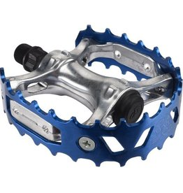SE BIKES Pedals Bear Trap 9/16 Blue
