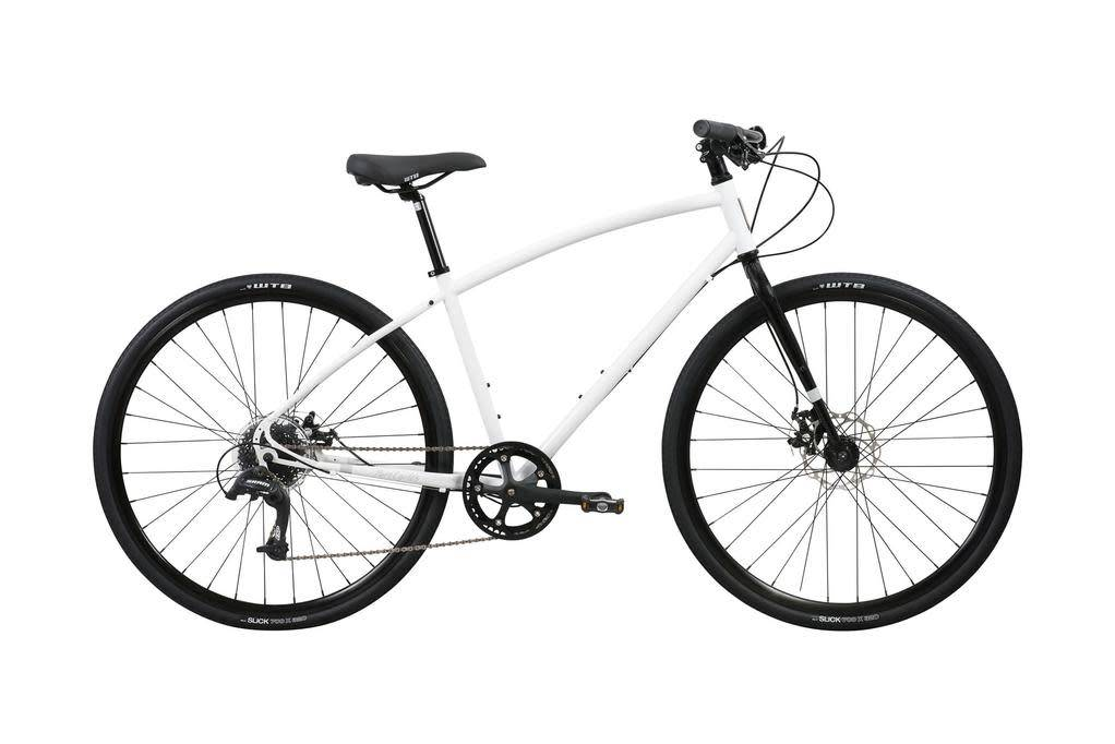 Pure Cycles Pure Cycles Urban Frey 40/S White