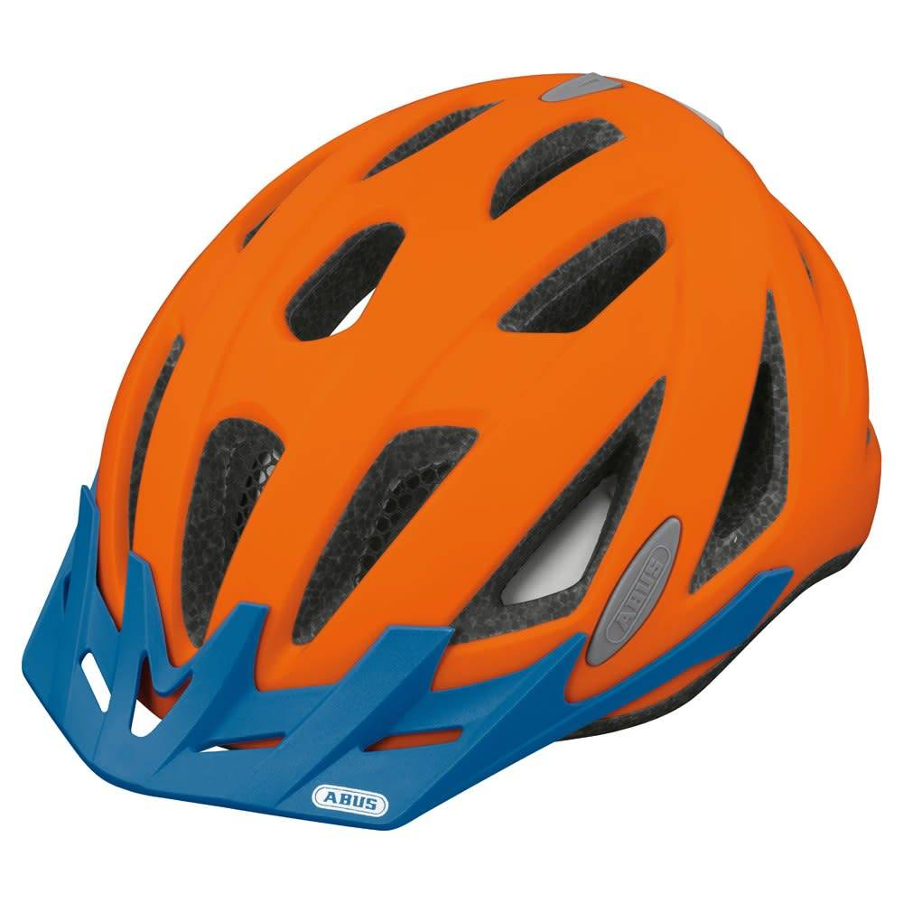 ABUS Helmet Urban L Neon Orange