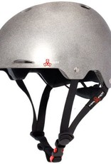 Triple 8 Helmet Gotham Darklight Reflective XS/S