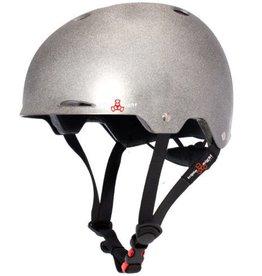 Triple 8 Helmet Gotham Darklight Reflective XS/S