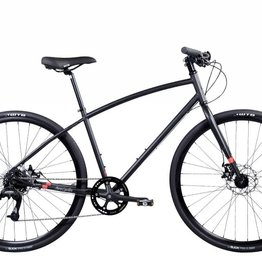 Pure Cycles Urban Wright 50/LG Matte Black