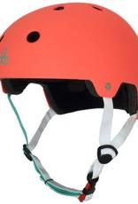 Triple 8 Helmet Brainsaver Neon Tangerine XS/S
