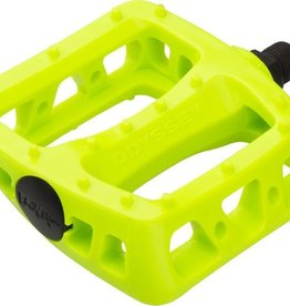Pedals BMX Twisted PC 9/16 Flo-Yellow