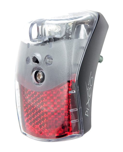 Spanninga Tail Light Pixeo fender mount black