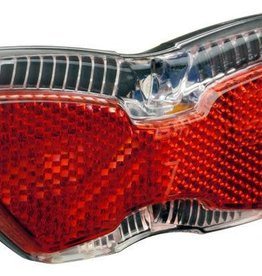 B&M Tail Light Toplight View Plus (rack mount)