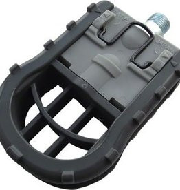 "Pedals Folding FD-5 9/16"" Gray"