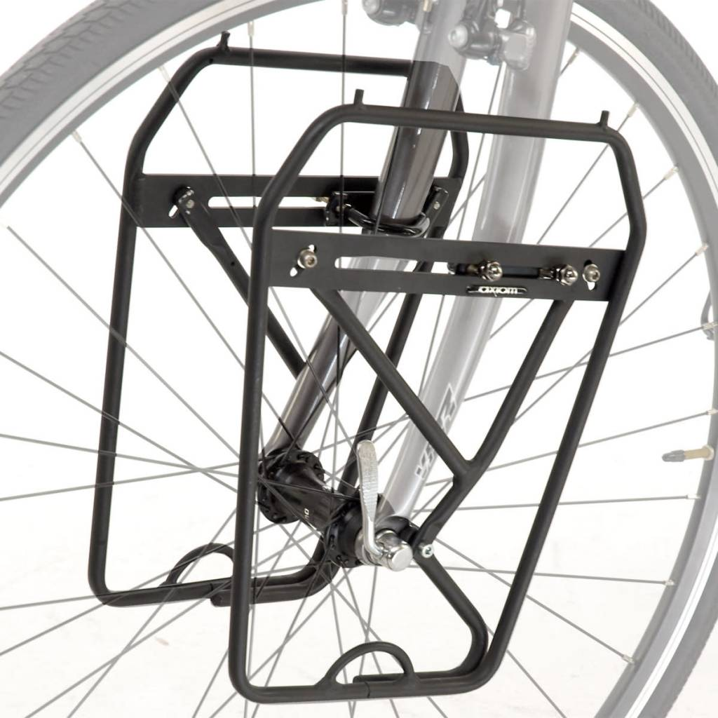 Front Rack Journey DLX Low Rider Black
