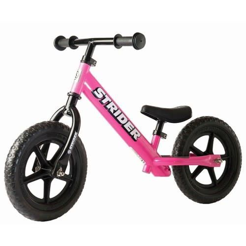 Strider Sports 12 Classic Balance Bike Pink