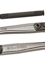 Crank BMX MOB 175mm Raw