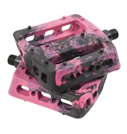 Pedals BMX Twisted PC Pro 9/16 Black/Pink
