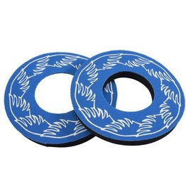 SE BIKES Grip Donuts Wing Blue