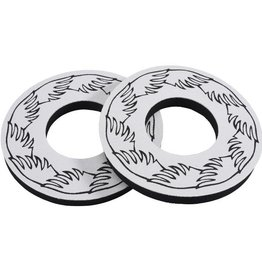 SE BIKES Grip Donuts Wing White