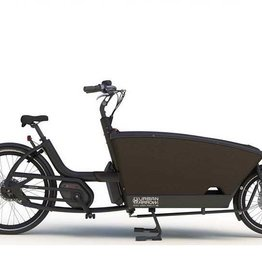 Urban Arrow Family Cargo Black