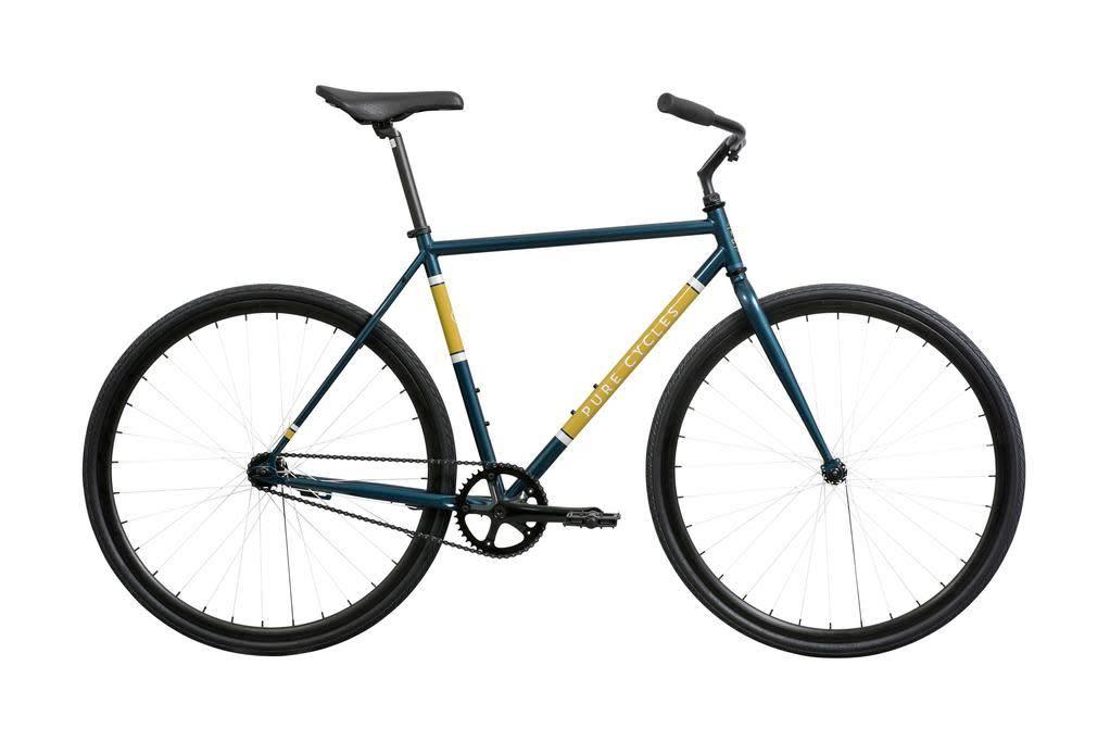 Pure Cycles Coaster Turcana SM Blue/Yellow