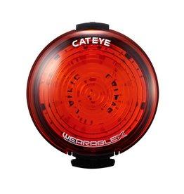 CatEye Light Rear Wearable X Blk