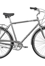 Pure Cycles Pure City Upton 3sp 54/M Grey/Black