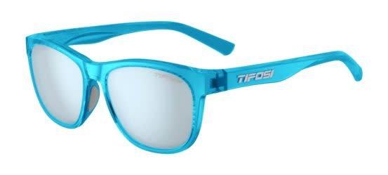Tifosi Sunglasses Swank Crystal Sky Blue/Smoke Blue
