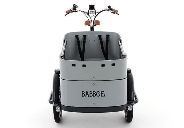 Babboe Curve Trike