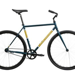 Pure Cycles Coaster Turcana 58/L Blue/Yellow
