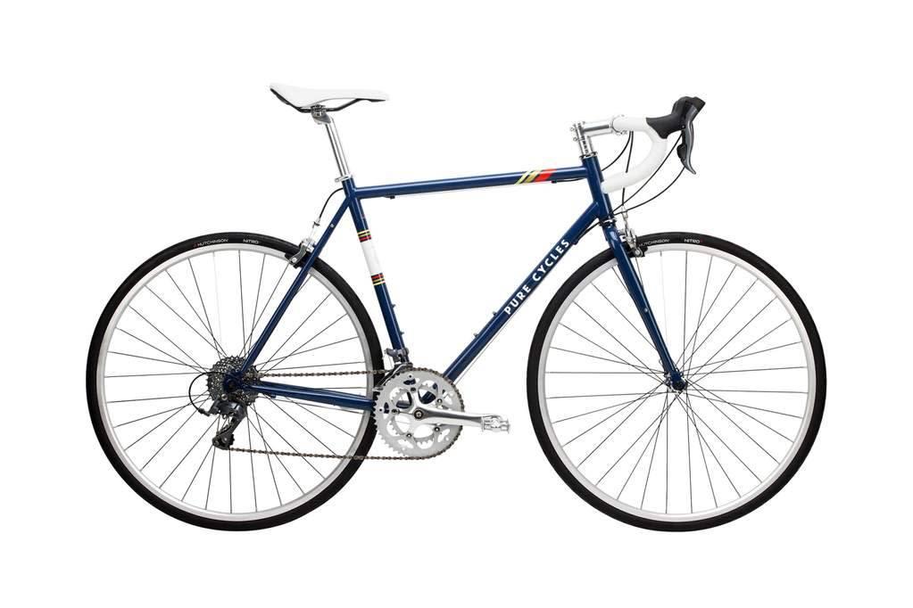 Pure Cycles Road Bonette 53/M Blue