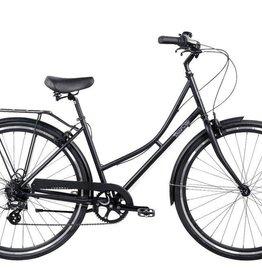 Pure Cycles Cass 8sp 43/S Matte Black