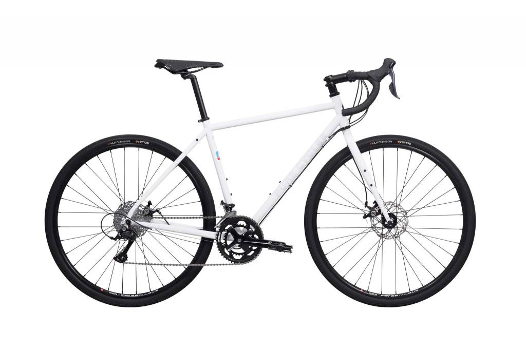 Pure Cycles Adventure People For Bikes 46/XS White