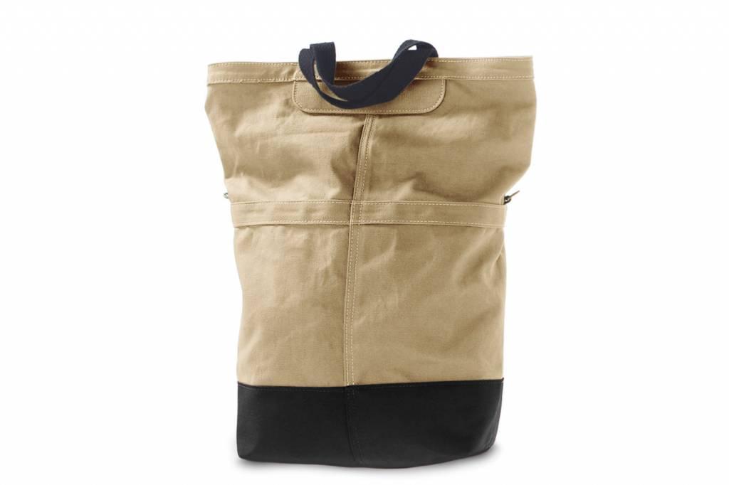 Linus Bikes Sac Rear Bag Sand/Black