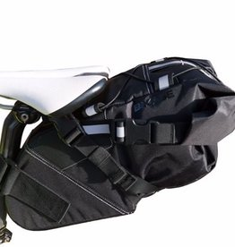 Bikase Seat Bag Packer Medium 550ci Black