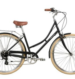 Pure Cycles City Elliot 8sp 43/S Black