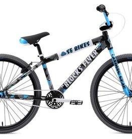 SE BIKES Blocks Flyer 26 Blue Grey Camo