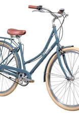 Pure Cycles Pure City Laurel 3sp 43/S Grey Blue/White