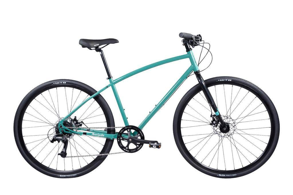 Pure Cycles Urban Ando 50/L Turquoise