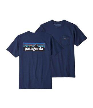 Patagonia Patagonia - M's P-6 Logo Pocket Responsibili- Tee