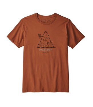 Patagonia Patagonia - M's Hoofin It Organic T-Shirt