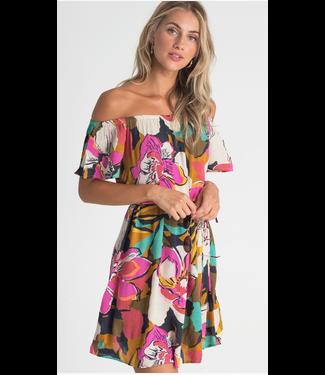 BILLABONG Billabong - Both Ways Off-The-Shoulder Dress